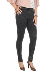 812 джинсы женские, черные