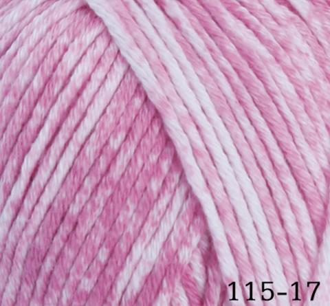Купить Пряжа Himalaya Denim Код цвета 115-17 | Интернет-магазин пряжи «Пряха»