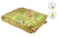 Одеяло Коллекции СТАНДАРТ в хлопке,наполнитель овечья шерсть. Легкое.