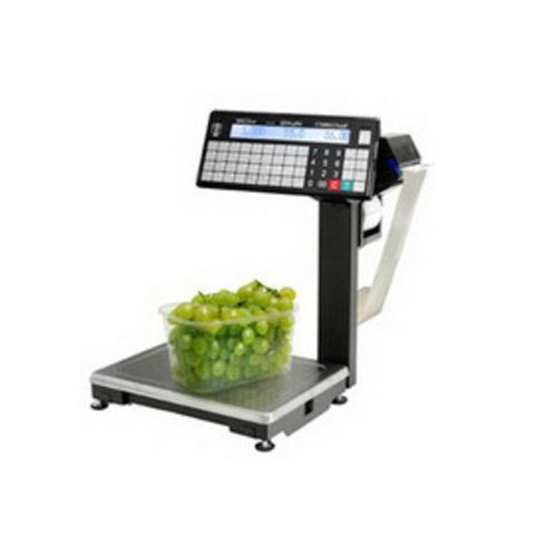 Весы печатающие торговые Масса-К ВПМ-Т1 с устройством подмотки ленты