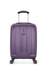 Чемодан WENGER ZURICH III, цвет фиолетовый, 35,5x23x56 см, 34 л