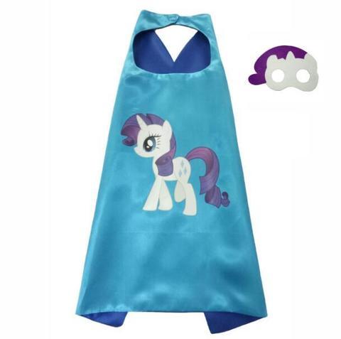Мой маленький пони костюм маска и плащ — My Little Pony