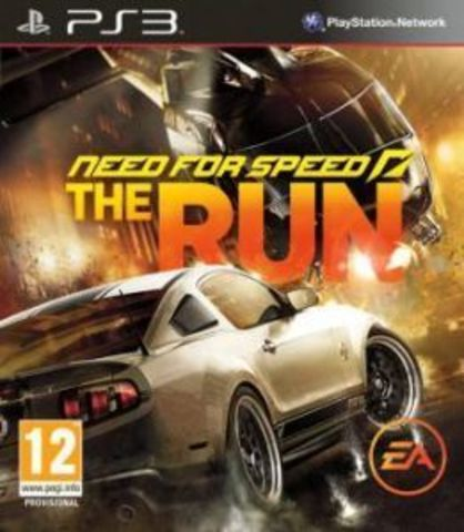 Sony PS3 Need for Speed The Run (русская версия)