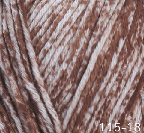 Купить Пряжа Himalaya Denim Код цвета 115-18 | Интернет-магазин пряжи «Пряха»