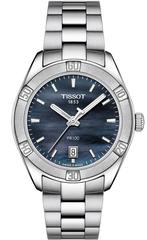 Женские часы Tissot T101.910.11.121.00 PR 100 Sport Chic
