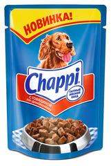 Chappi пауч говядина по-домашнему 100 г