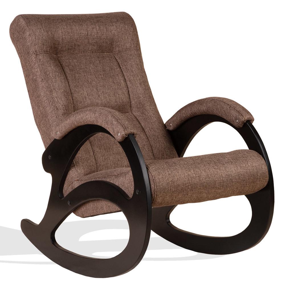 Классические Кресло-качалка Джаз Экоткань (Brown) dzhaz-brown.jpg