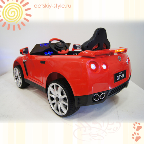 "Nissan ""GTR Х333ХХ"""