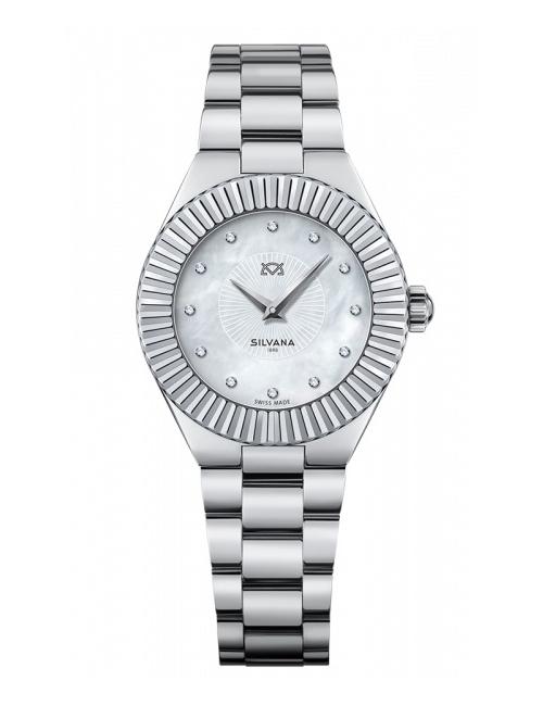 Часы женские Silvana SR32QSC45S Feline