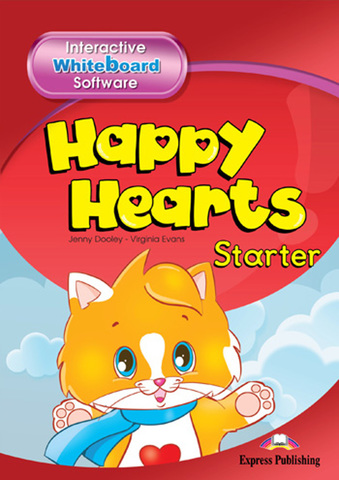 HAPPY HEARTS Starter interactive whiteboard software