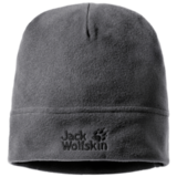 Шапка Jack Wolfskin Real Stuff Cap grey heather