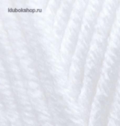 Пряжа Superlana maxi Белый 55 Alize