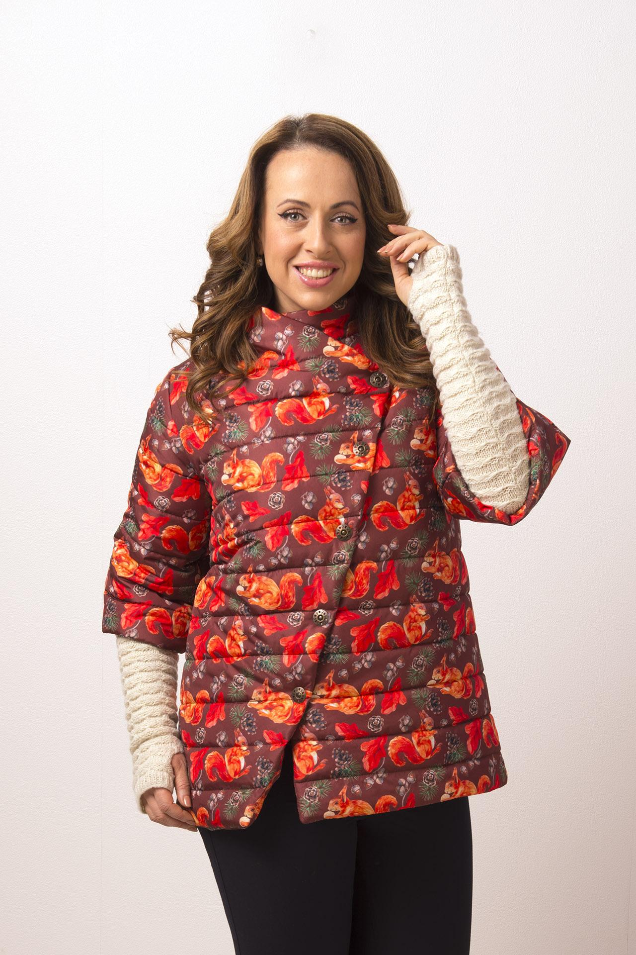 Купить зимнюю женскую одежду в москве