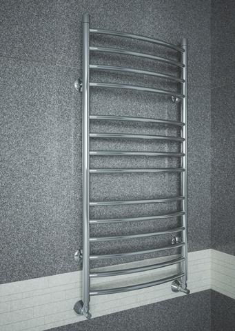 Classic Lux E - электрический полотенцесушитель слегка выгнутый вперед
