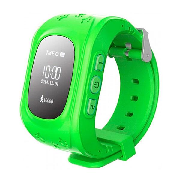 Салатовый цветовой вариант Smart Baby Watch q50