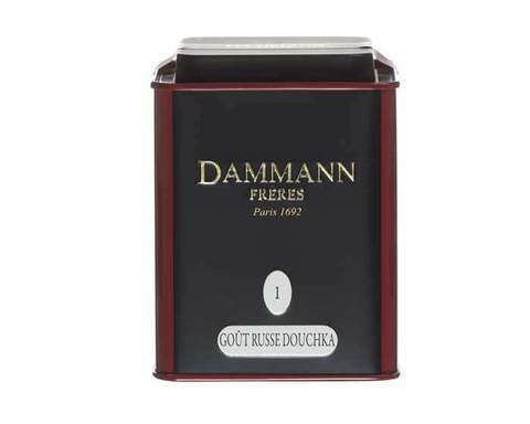 Чай черный Dammann Gout Russe Douchka, 100 г
