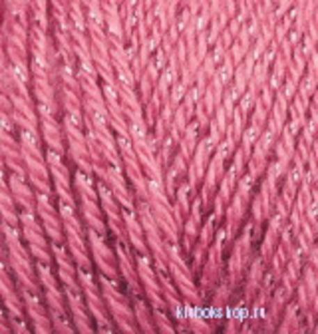 Alize Sal sim 170 темно-розовый, фото