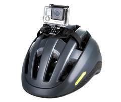 Крепление на вентилируемый шлем GoPro Vented Helmet Strap Mount GVHS30