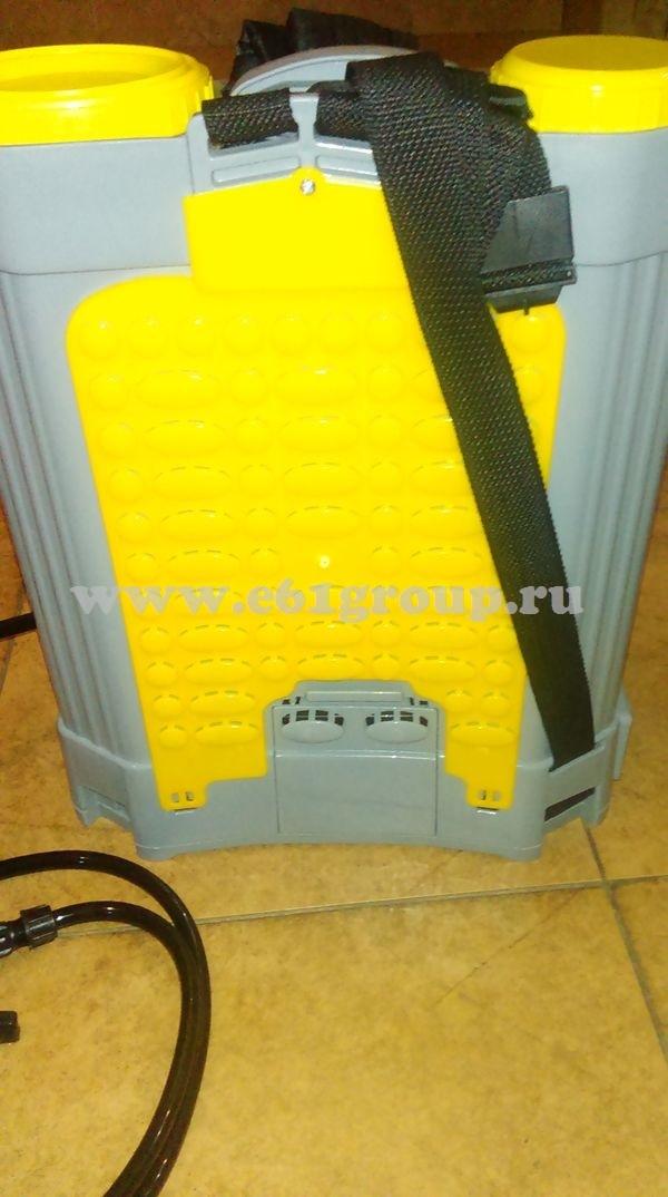 Опрыскиватель электрический Комфорт (Умница) ОЭМР-16-Н акция