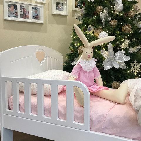 Кровать подростковая Феалта-baby Мечта, белая