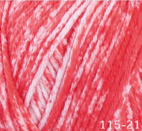 Купить Пряжа Himalaya Denim Код цвета 115-21 | Интернет-магазин пряжи «Пряха»