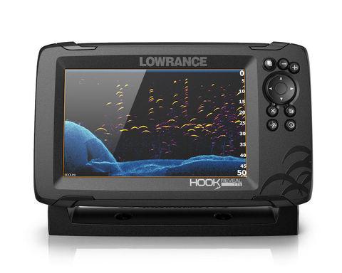 Эхолот Lowrance Hook Reveal 7 HDI 50/200