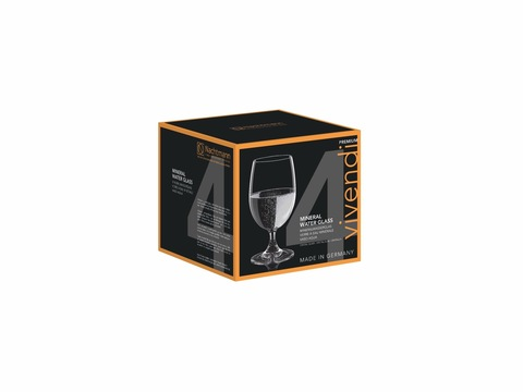 Vivendi Premium Mineral Water Glass Set 4