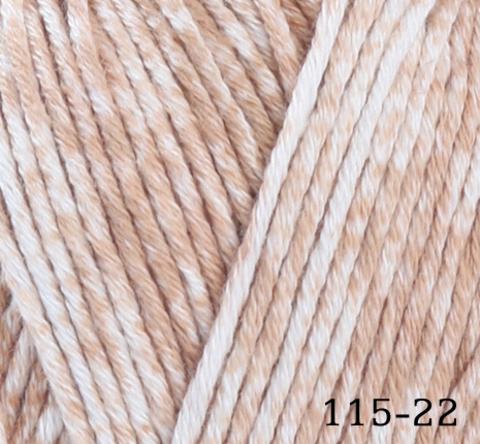 Купить Пряжа Himalaya Denim Код цвета 115-22 | Интернет-магазин пряжи «Пряха»