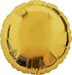 Шар-круг Золото