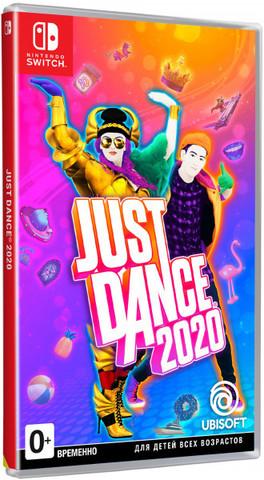 NS: Just Dance 2020 (русская версия)