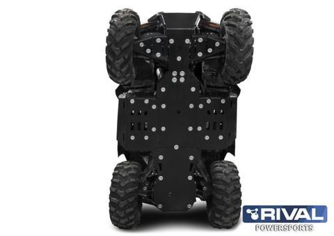 Защита ATV ПНД CFMOTO Х8 Н.О. 2018-, 800х500х250, Пластик