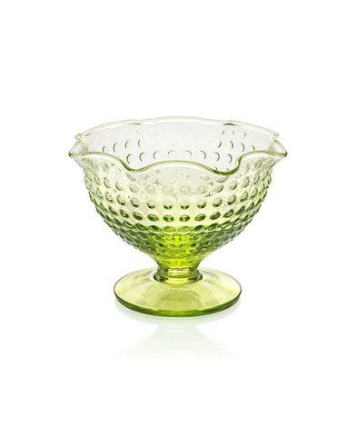 Креманка IVV Ice-Cream зеленая