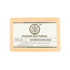 Мыло Khadi Natural 34720.6 (Sandalwood)