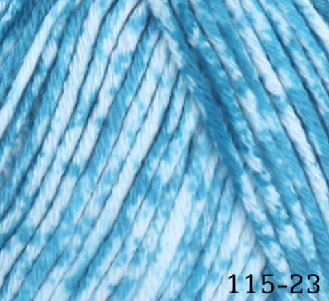 Купить Пряжа Himalaya Denim Код цвета 115-23 | Интернет-магазин пряжи «Пряха»