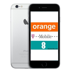 UK - Orange/T-mobile/EE iPhone 5/5C/5S/6/6+/7/7+