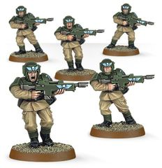 Easy To Build: Cadians