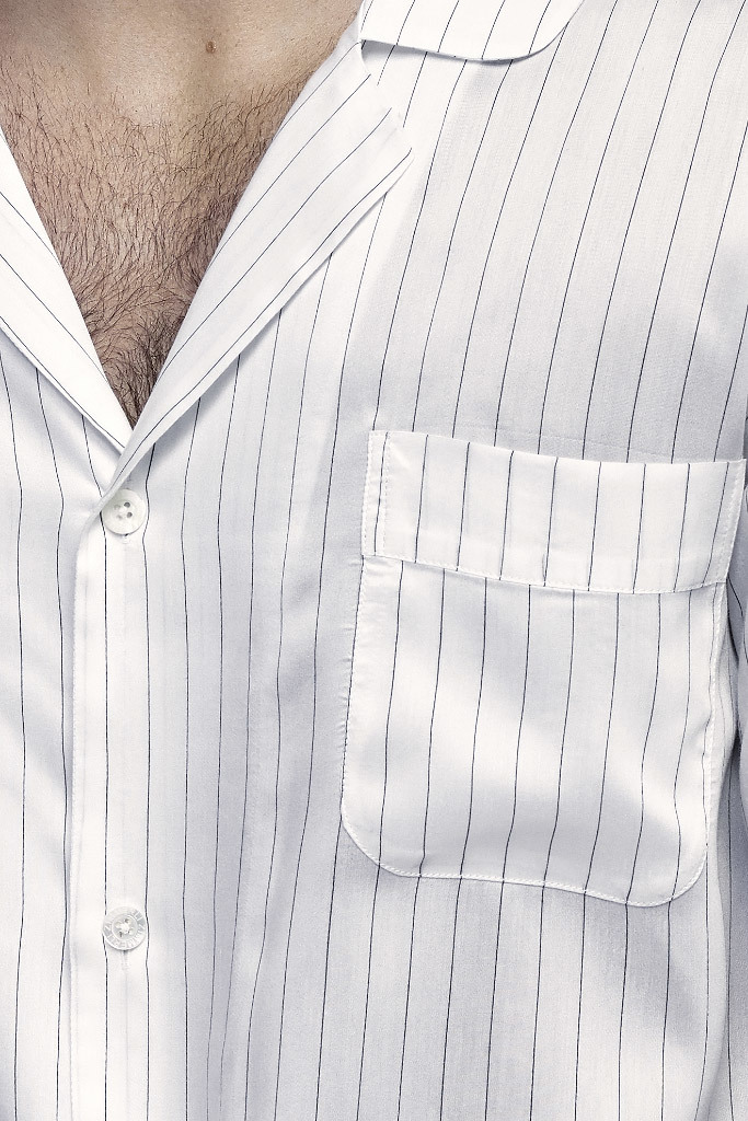 Мужская пижама с шортами Zimmerli