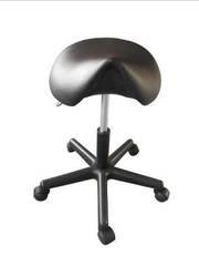 Мебель и оборудование для тату салона Ортопедический стул-седло мастера тату RC1606 Седло_пластик.jpg