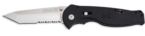 Купить Складной нож SOG Мод. FLASH II TANTO 97036 по доступной цене