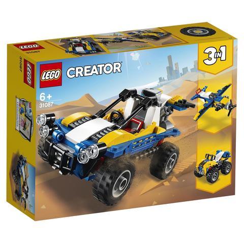 LEGO Creator: Пустынный багги 31087 — Dune Buggy — Лего Креатор Создатель