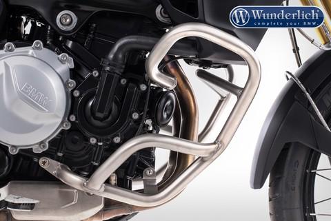 Защитные дуги двигателя EXTREME BMW F 850/750 GS - серебро