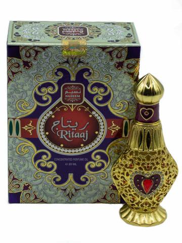 Ritaj Ритаж 20 мл арабские масляные духи от Насим Naseem Perfumes