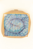 Подушка для беременных U360 (лебяжий пух) 10552 мотыльки