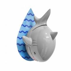 держатель для зубной щётки shark