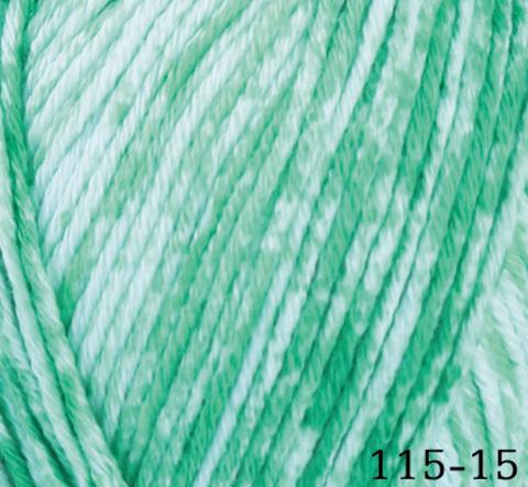 Купить Пряжа Himalaya Denim Код цвета 115-15 | Интернет-магазин пряжи «Пряха»
