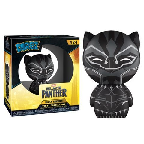 Black Panther Dorbz Vinyl Figure