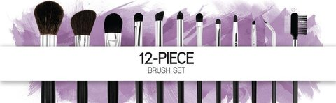 Набор из 12 кистей Coastal Scents 12 piece brush set