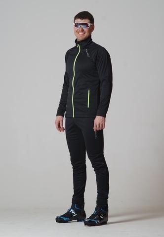 Nordski Elite G-TX мужской лыжный костюм black