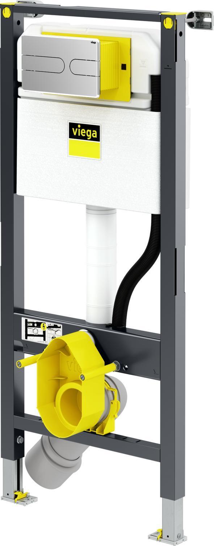 Комплект инсталляции Viega Prevista Dry 792862