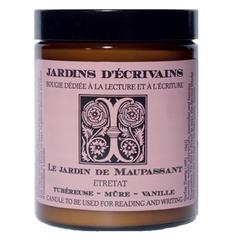 Ароматическая свеча «Сад Ги Де Мопассана», Jardins d